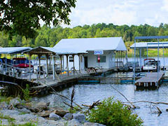 Malcolm Creek Resort Marina