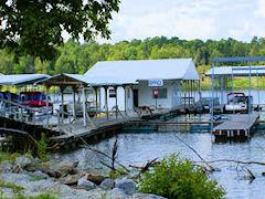 Malcolm Creek Resort Marina