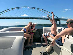 West Kentucky Pontoon Rentals