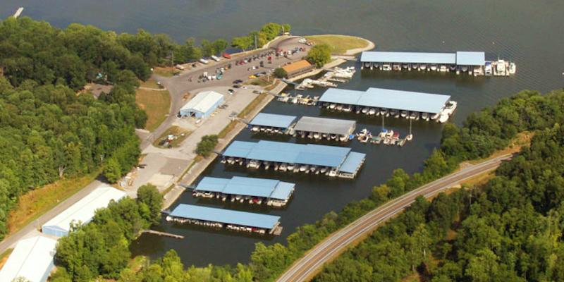 Eddy Creek Marina Resort