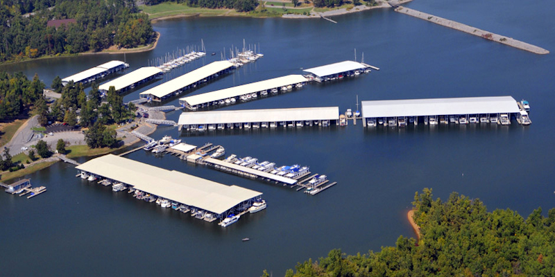 Kentucky Dam Marina Photo