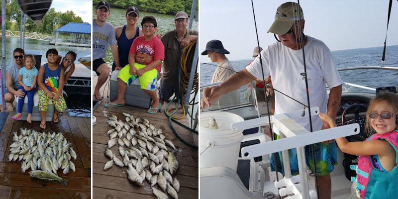 Papa's Fishin' For Fun Photo