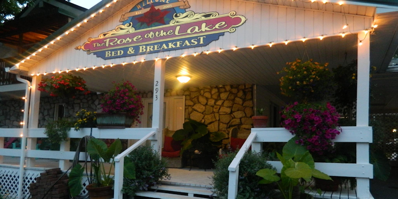 Rose of the Lake Bed & Breakfast