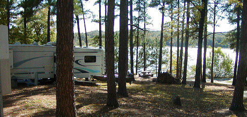 Wildcat Creek Campground